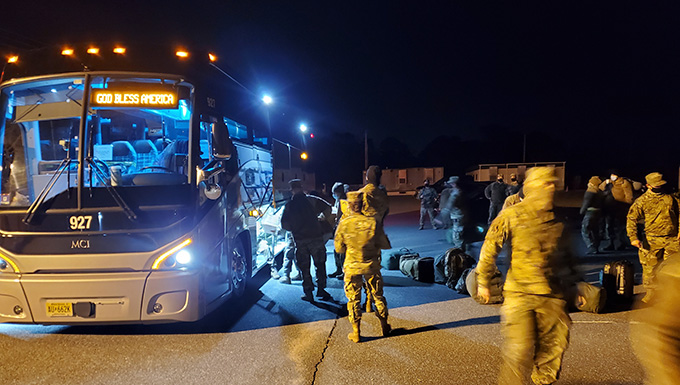 177th Fighter Wing mobilizes Airmen to support D.C. National Guard