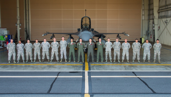 177th Fighter Wing undergoes Fighter Alert Force Evaluation