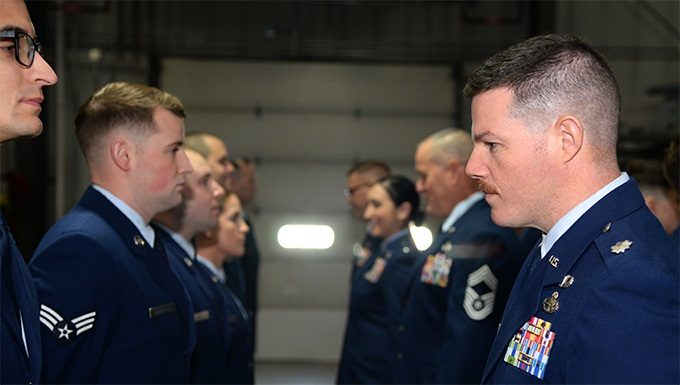 177th Fighter Wing Wins Maintenance Effectiveness Award