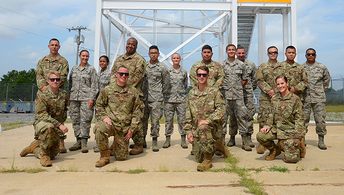 177th Conducts a Combined Combat Skills Challenge